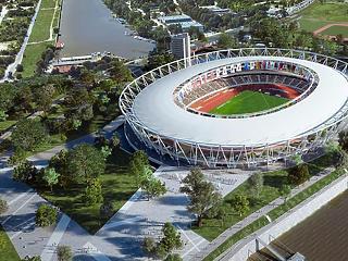 Az Atlétikai Centrum közelébe kerül majd a kínai egyetem