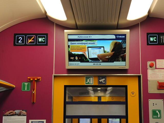 Ilyen új IC vonatokkal utazhatunk