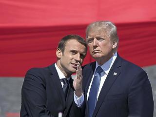 Az egész EU-t uszítja az USA-ra Franciaország az új büntetővámok miatt