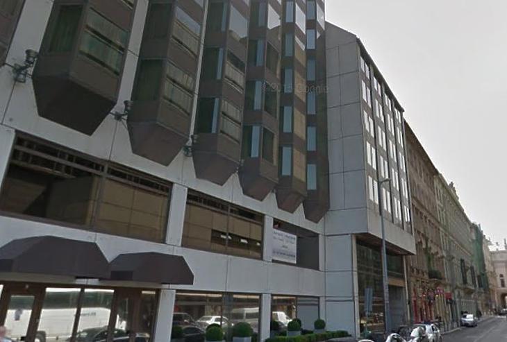Ismét tulajdonost válthat az ingatlan (Forrás: Google Streetview )