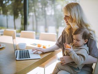 Jövő nyártól emelkedik a csecsemőgondozási díj összege