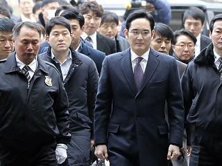 Kegyelmet kapott a Samsung örököse Dél-Koreában