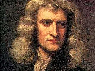 375 éve született Isaac Newton