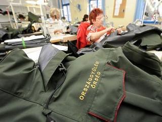 Frissítik az országgyűlési őrség ruhatárát
