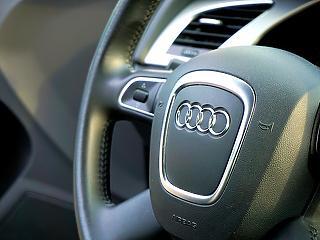 Megszorít az Audi