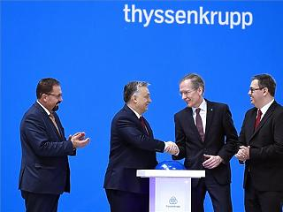 Orbán elmondta, mi a magyar modell