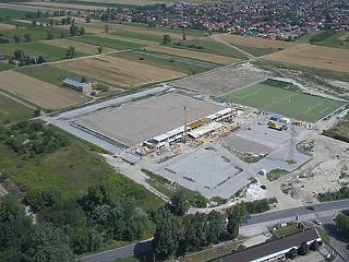 Szigetszentmiklósi stadion: