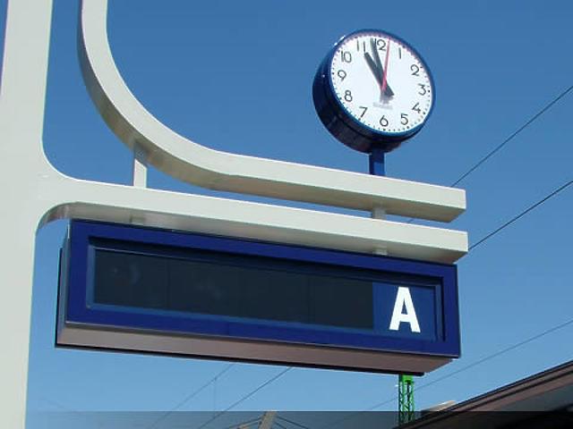 20-30 percenként járnak a vonatok Ferihegyen