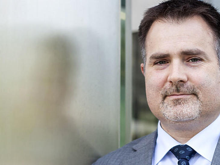 Windisch László, az MNB alelnöke