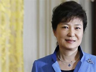 Kattant a bilincs dél-koreai elnökön