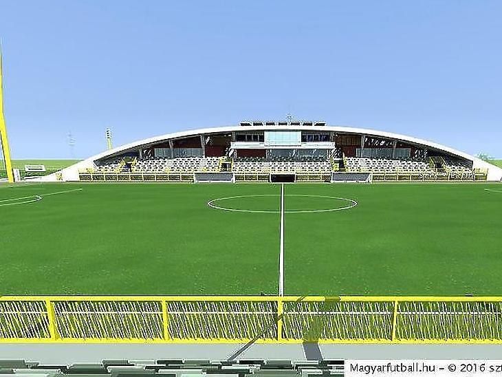 Ez volt a szigetszentmiklósi stadion látványterve
