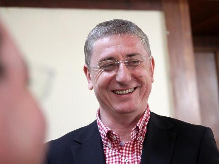 Gyurcsány Ferenc elégedett lehet értékpapír-befektetései tavalyi alakulásával. Fotó: MTI