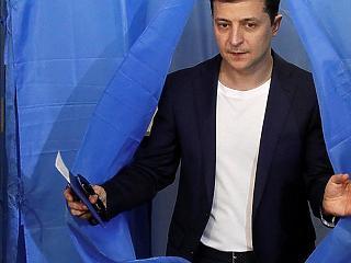 Majdnem egész Európa örül az ukrán elnökválasztás eredményének