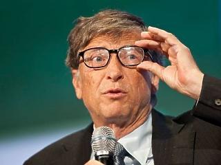 Bill Gates felfoghatatlan összeggel támogatja az alapítványát