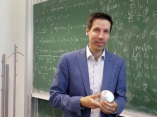 Magyar matematikus nyerte a