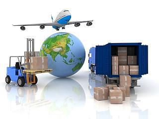Az export nőtt, az import csökkent januárban