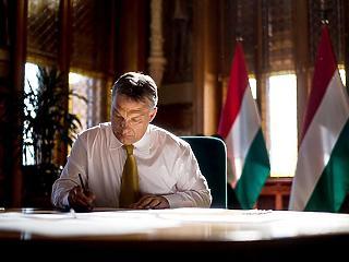 Megint levelet küld Orbán Viktor