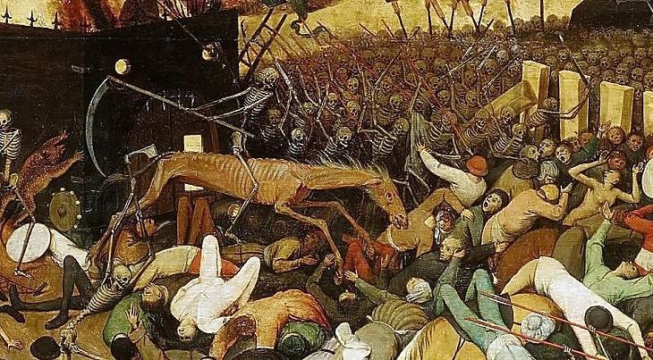 Pieter Bruegel: A halál diadala