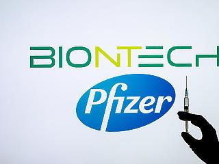 Újabb jelentős Pfizer szállítmány érkezett Magyarországra