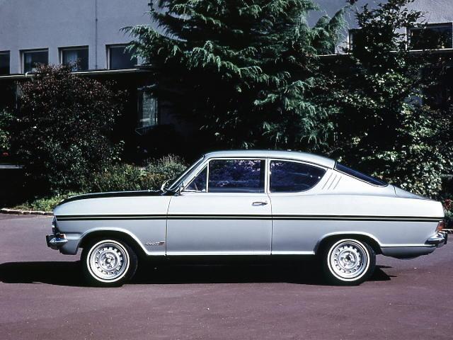 Kadett Coupé Rallye (1966)