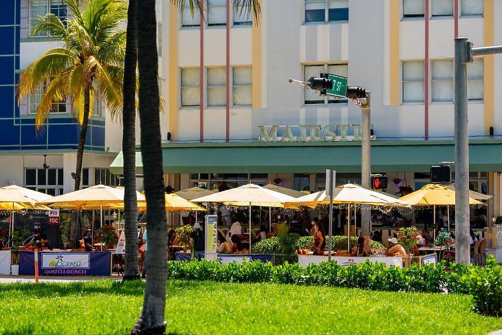 Miami Beach, Florida, újranyitás - túl korai volt még? Forrás: depositphotos