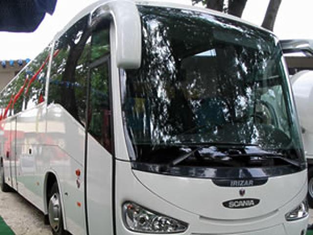 Scania Irizar