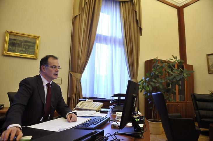 Simor András. MTI fotó: Bruzák Noémi