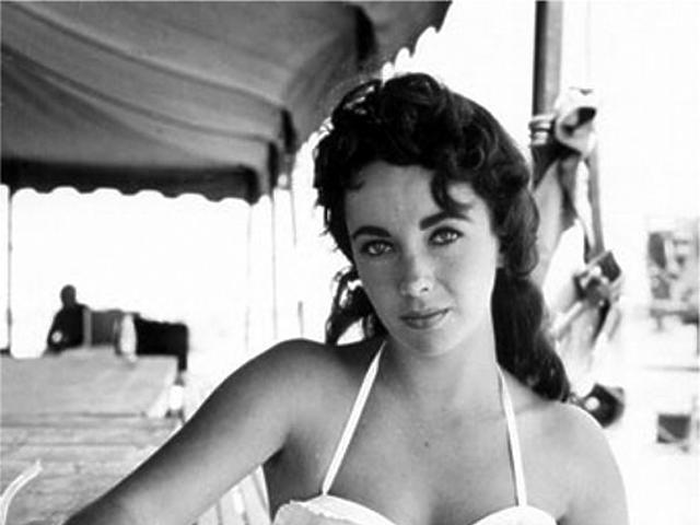 5. Elizabeth Taylor
