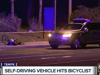 Halálos gázolás után az Uber felfüggesztette önvezető autóinak tesztjeit