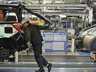 Hiába a leállások: meglepően jól ment a magyar ipar