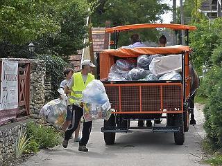 Több hulladékot gyűjtöttünk szelektíven