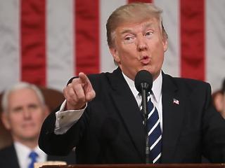 Trump már a NATO-ból való kilépéssel fenyegetőzik