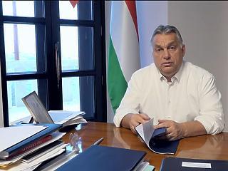 Orbán Viktor bejelentette: megvan a 2,5 millió oltott, holnaptól nyitnak a boltok!