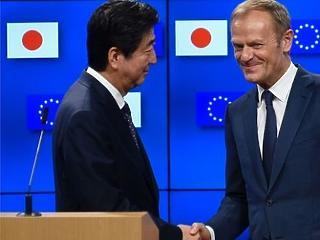 Zöld utat kapott az EU-Japán szabadkereskedelmi szerződés