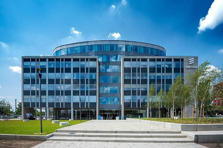 Az Ericsson új székháza Budapesten