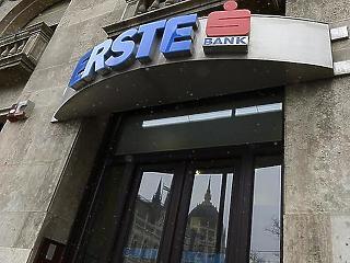 42 millió euróval csökkent az Erste Csoport nyeresége