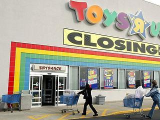 Bezár az összes brit Toys R Us, 3 ezer ember marad munka nélkül