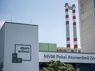 Több mint 1,2 milliárd forintért tisztíttatja a Paksi Atomerőmű a pihentető medencéit