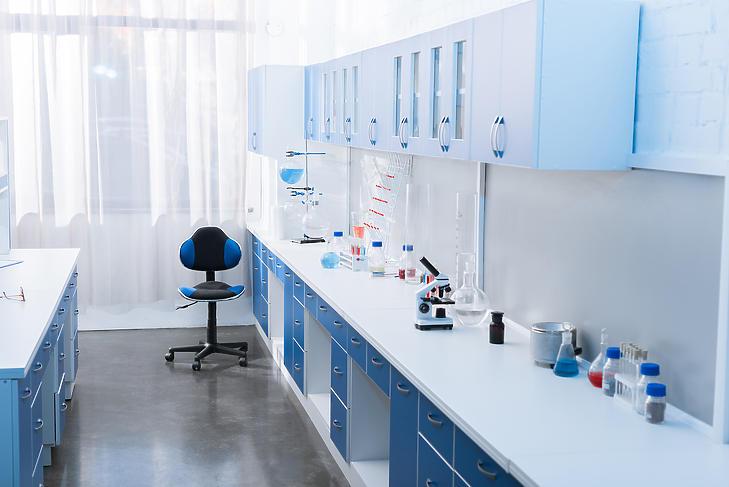 Nem zökkenőmentes a magán koronavírus-tesztelés. Fotó: depositphotos.com