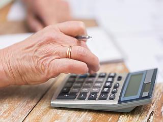 Már csak két napig lehet kérni az adójóváírást a nyugdíjbiztosítások után