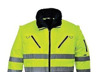 Láthatósági ruházatok és védőfelszerelések