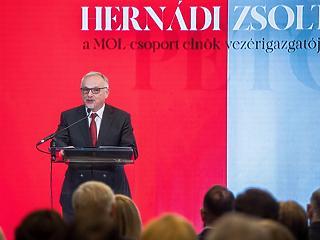 Hernádi Zsoltra rájár a rúd: MNB-bírság és veszteség a Mol-vezér cégeinél