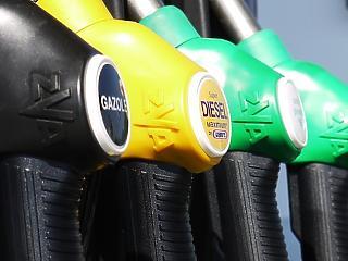 Pénteken is jobb világ jön a benzinkutakra