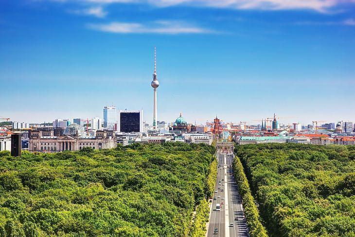 A németeknél átláthatóbb a válságkezelés, mint itthon. (Berlin. Forrás: Depositphotos)