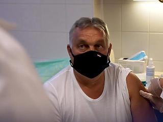 Megint beoltották Orbán Viktort