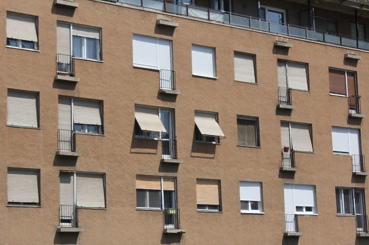 A belvárosi lakások Szegeden is gyorsan drágultak (fotó: Mester Nándor)