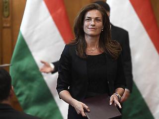 Varga Judit igazságügyi miniszterként már nem kap 300 ezret lakhatási támogatást