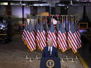Joe Biden bejelentette, mi mindent javítana meg az USA-n 2000 milliárd dollárból